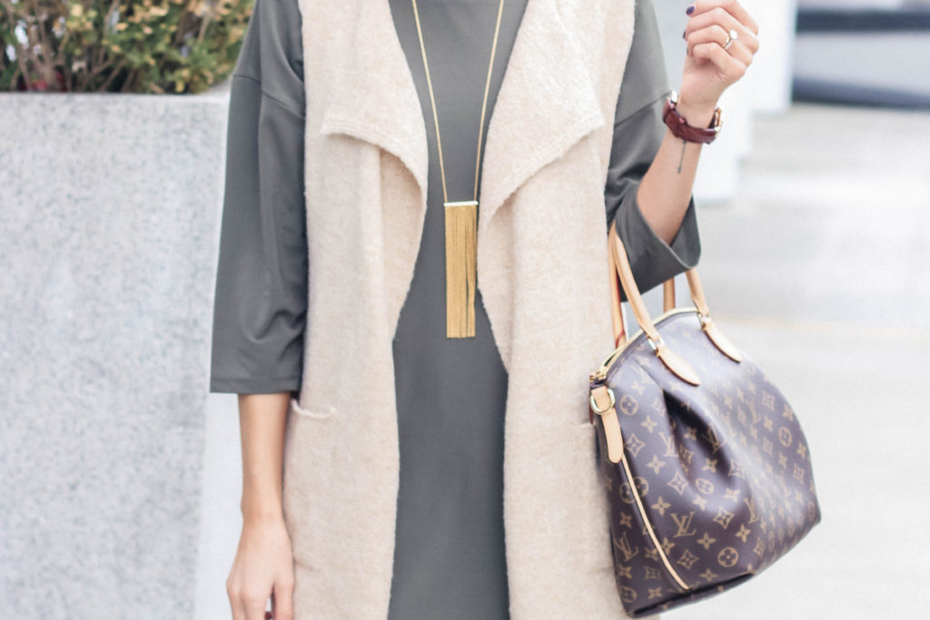 Dolman Dress + Sweater Options