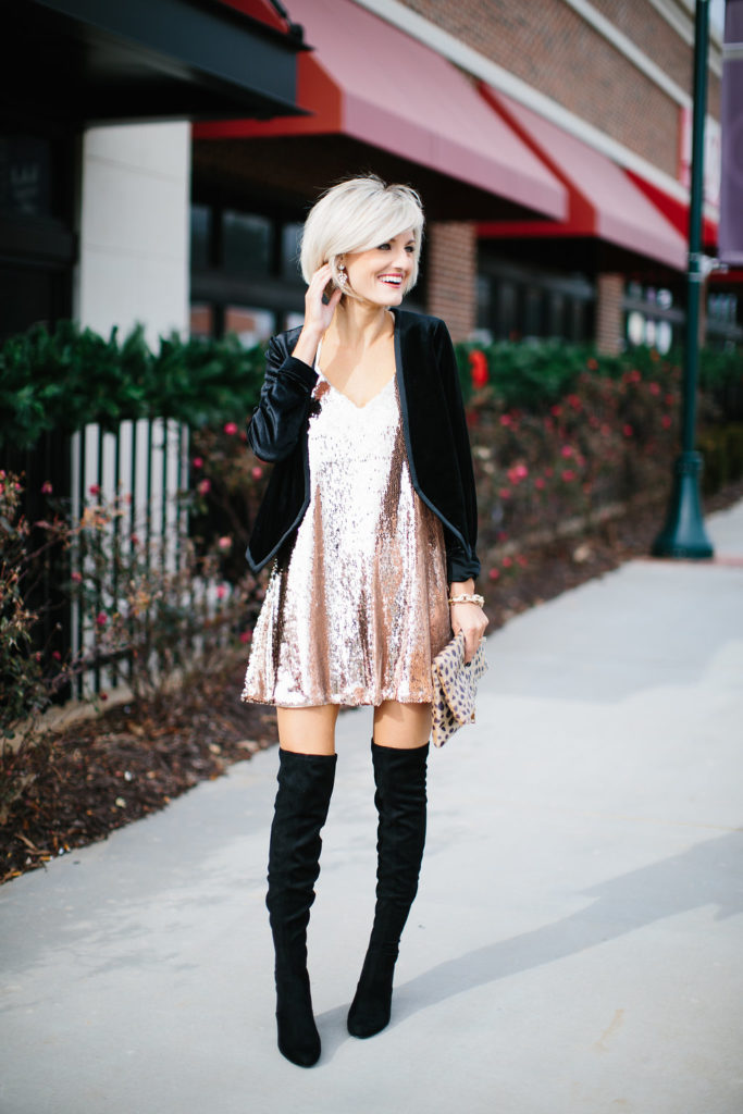 @loverlygrey - www.loverlygrey.com - sparkly dress