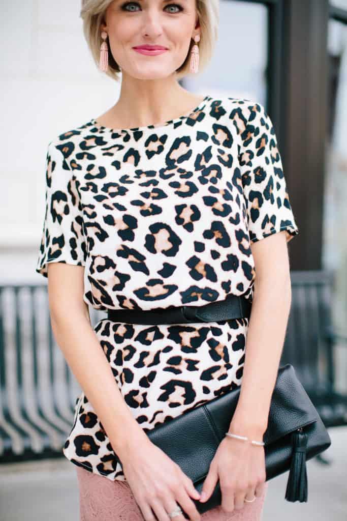 leopard print top @loverlygrey
