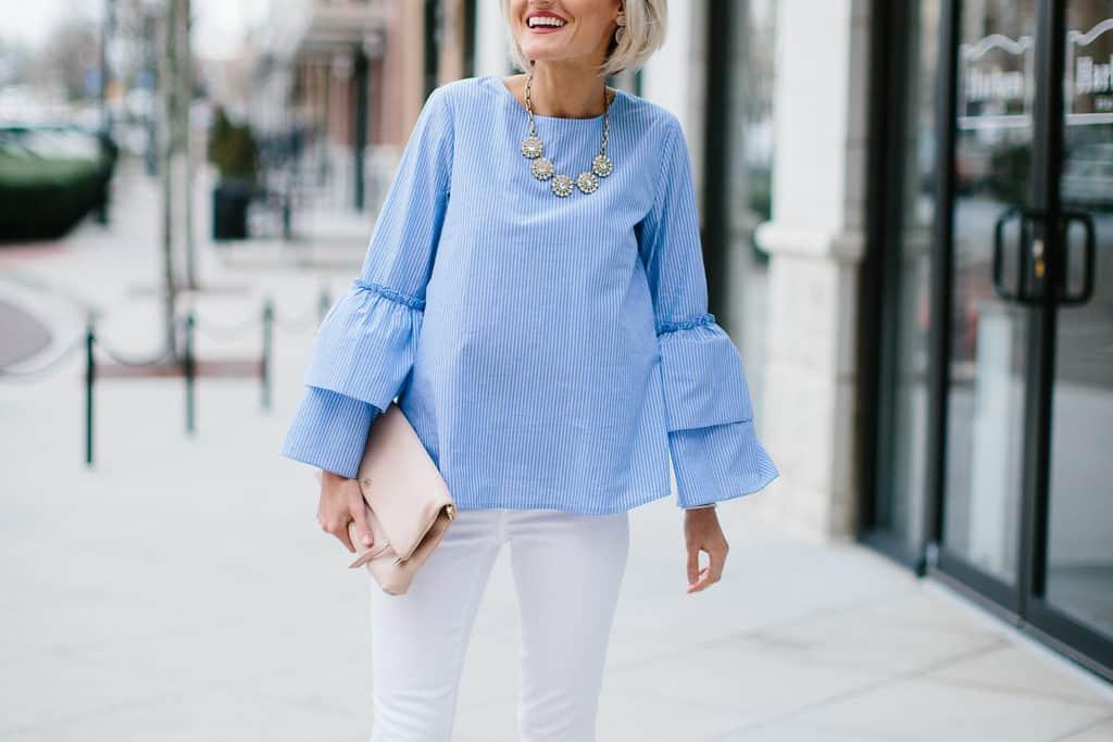 Blue Bell Sleeves
