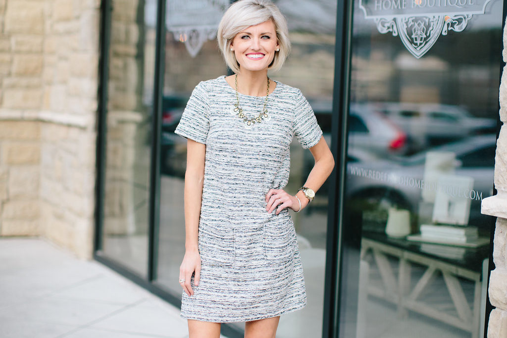 Cotton Dress – #workwearwednesday