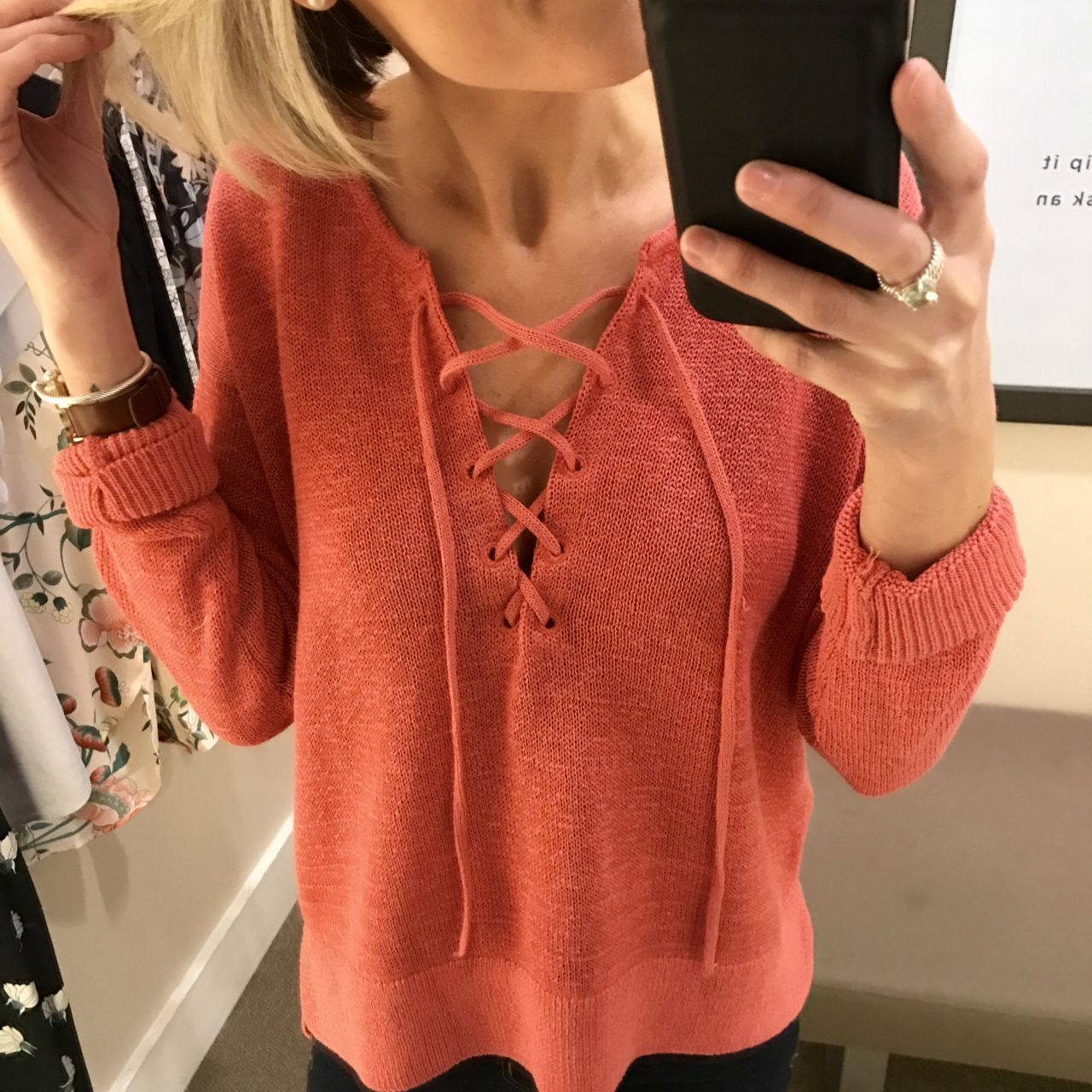 Loft Sale – What I Tried On & Bought