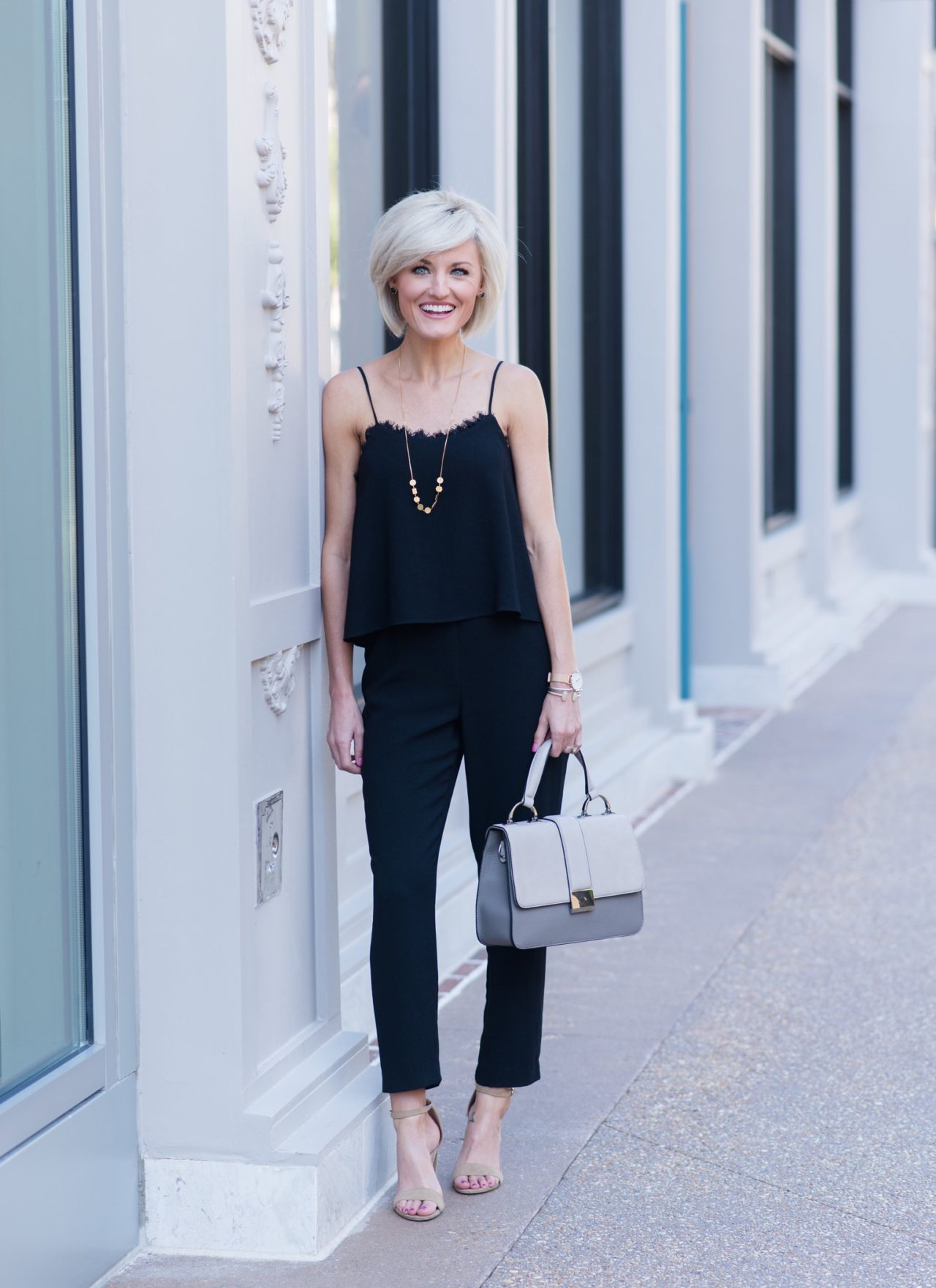 Black Jumpsuit – Under $60