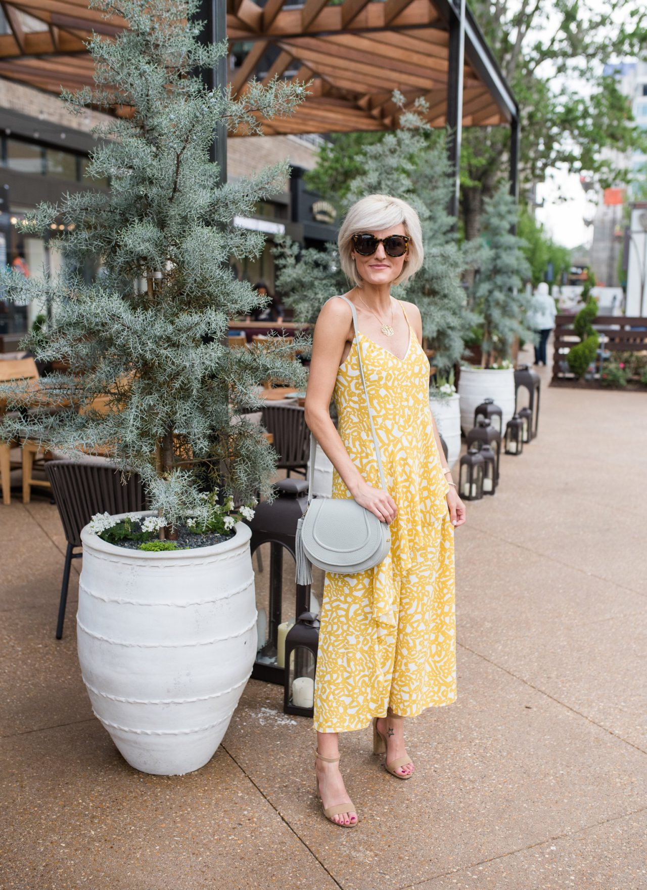 20% Off + Yellow Jumpsuit