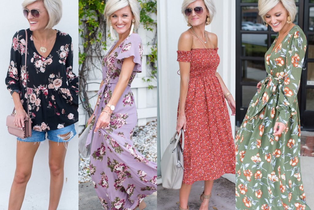 Red Dress Boutique – Floral Obsession