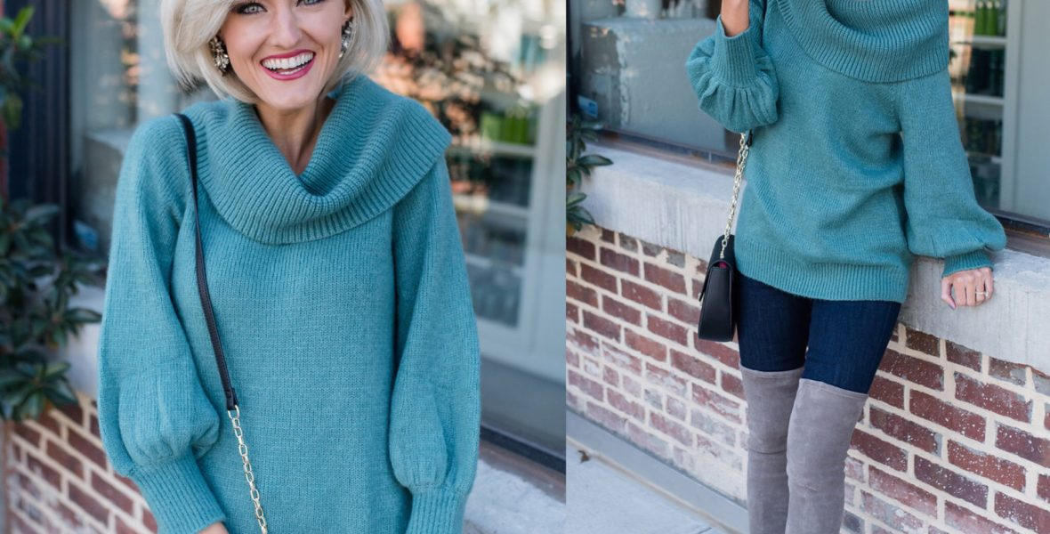 Cozy + Cute Holiday Sweaters
