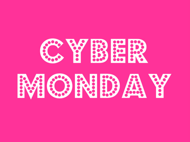 Cyber Monday Deals - www.loverlygrey.com
