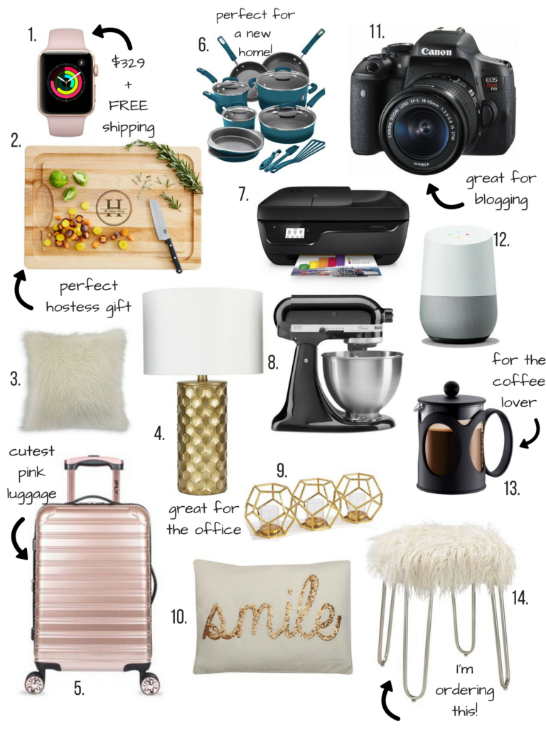 home and hostess gift guide - www.loverlygrey.com