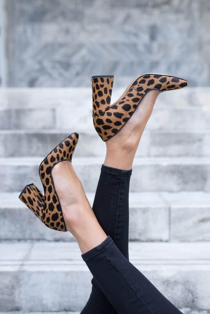 leopard print pumps - www.loverlygrey.com