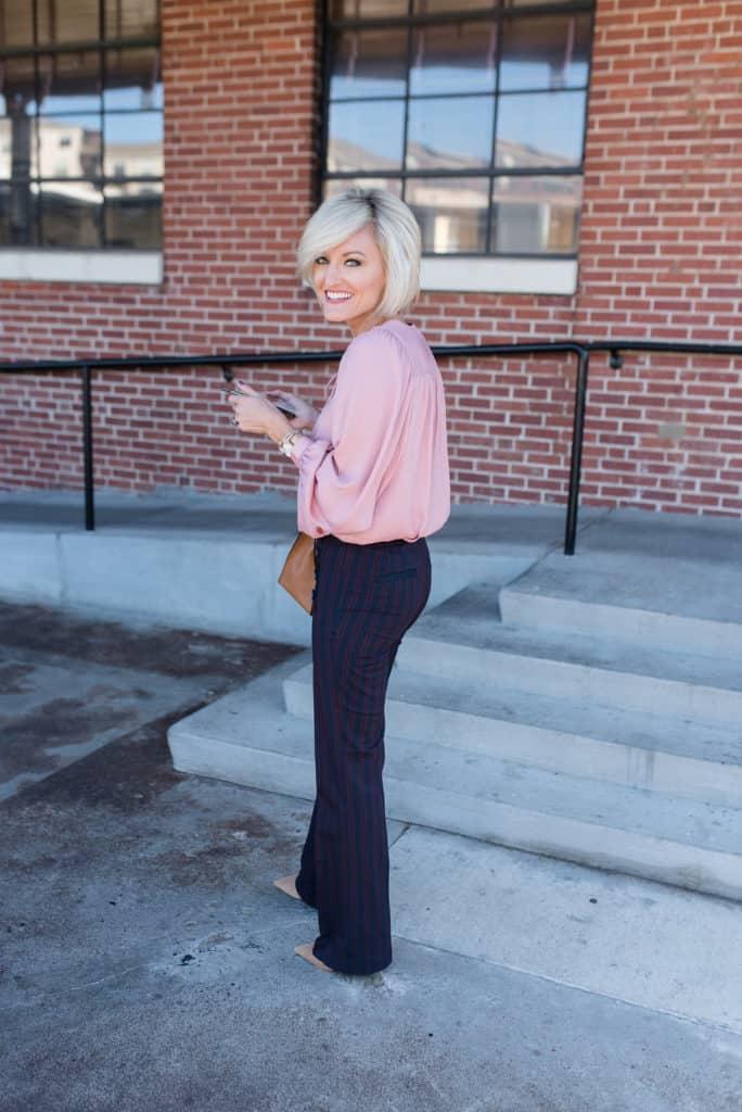 trousers - LOFT - www.loverlygrey.com