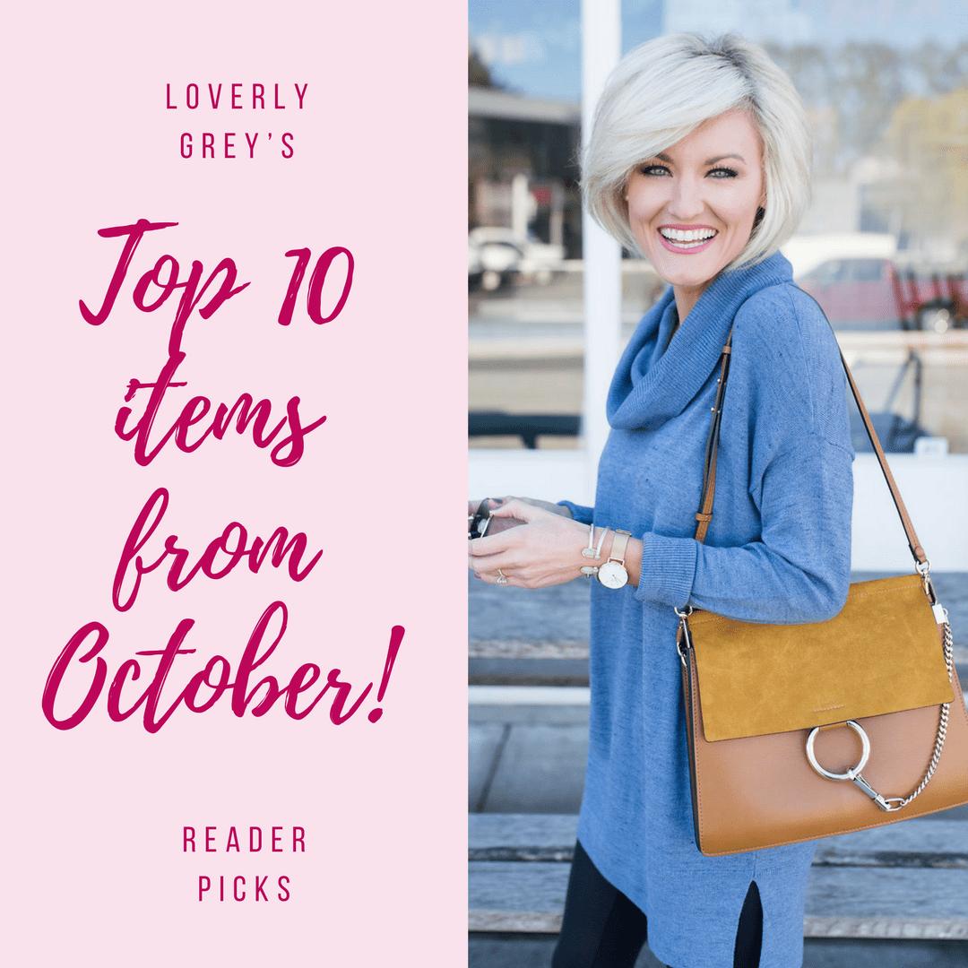 The October Top Ten