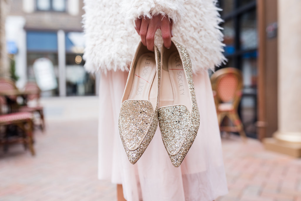 Get Your Glitter (Shoes) On!!