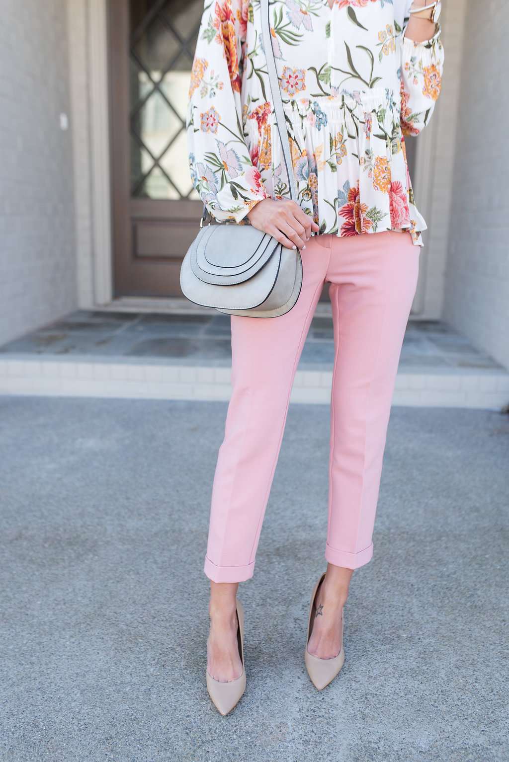 Work Wear Wednesday – Pink Pants