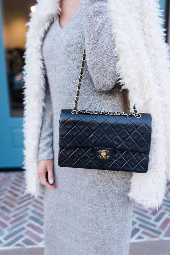 How I Shop Designer Handbags - www.loverlygrey.com