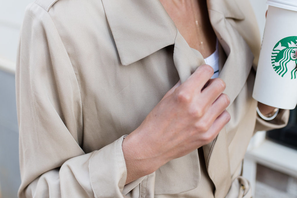 The $40 Trench Coat You Need