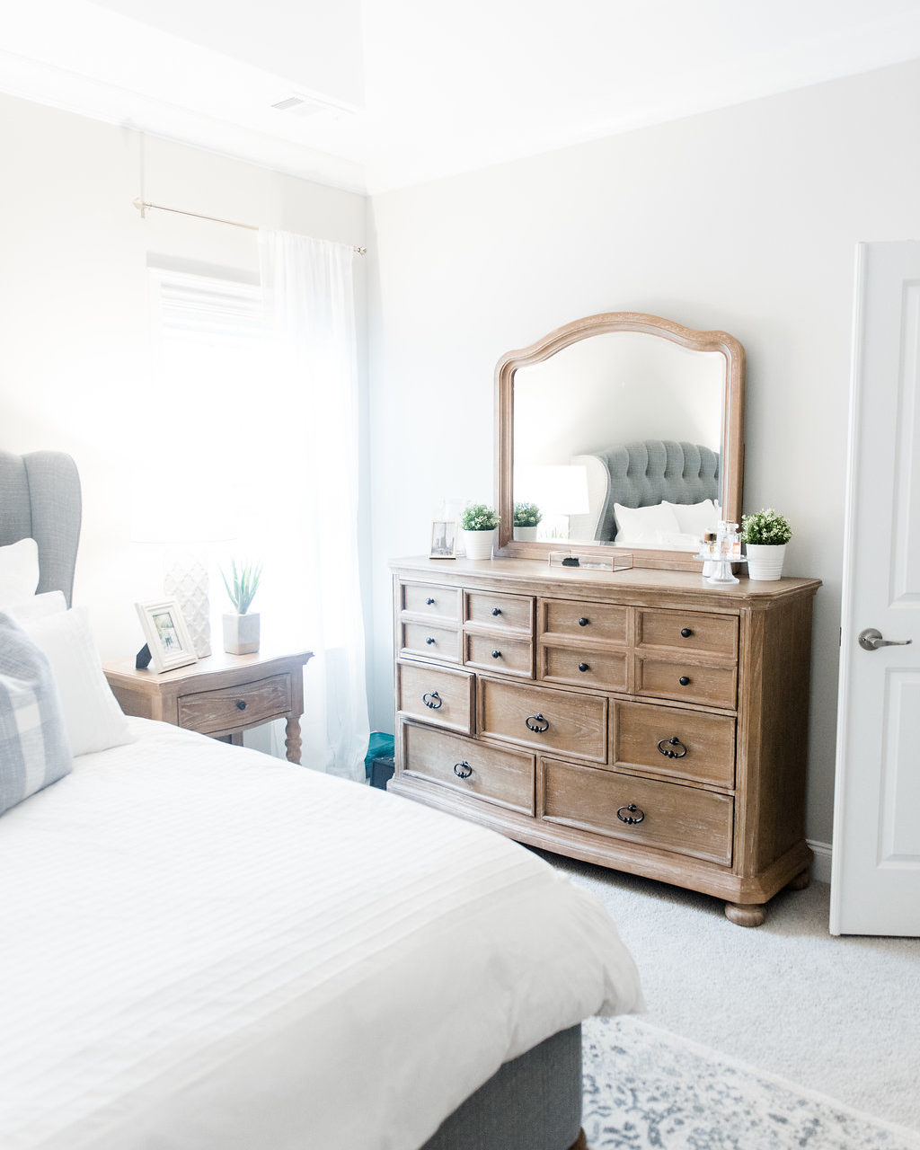 Home Reveal – Master Bedroom