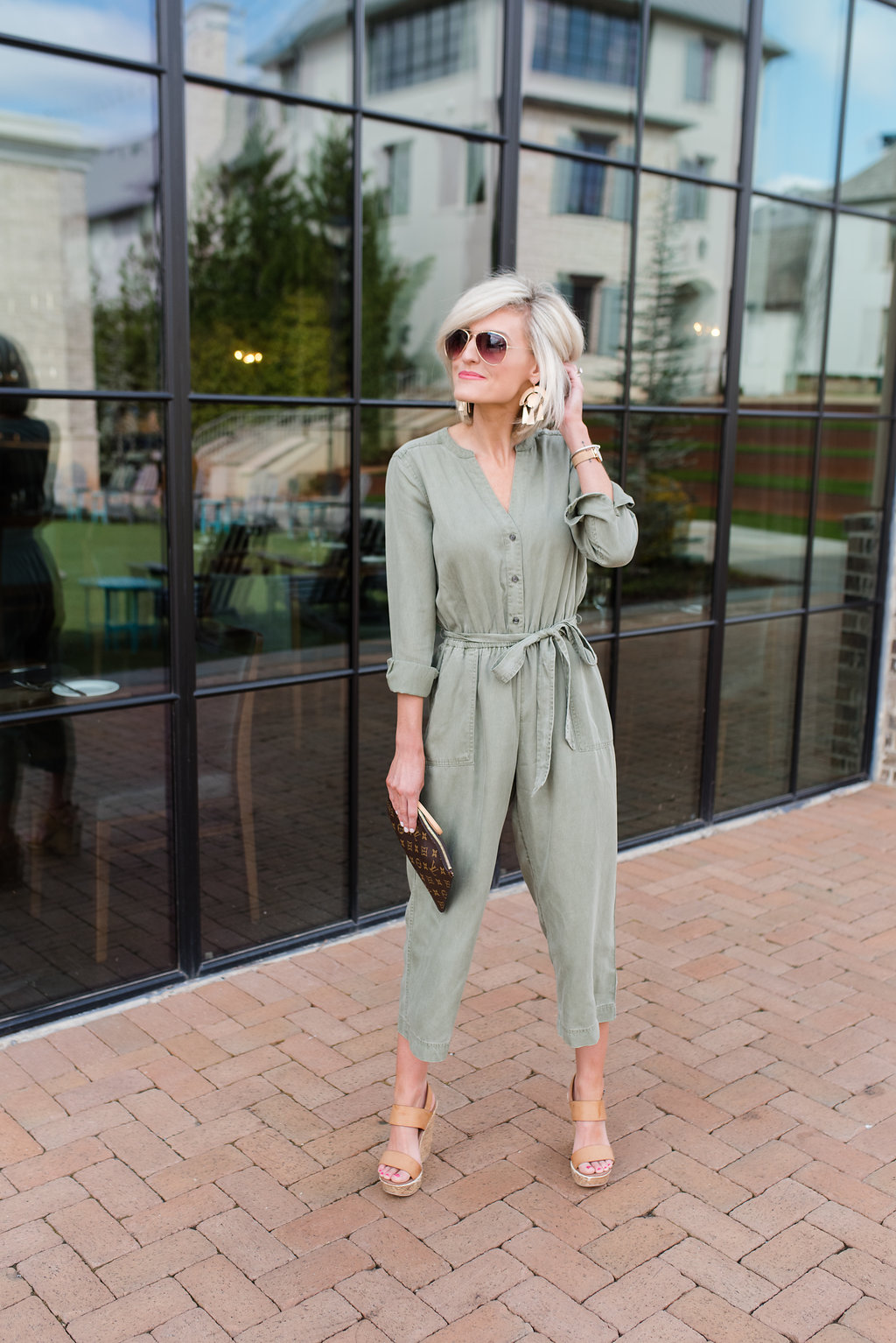 Green Jumpsuit Old Navy 40 Off Everything Sale