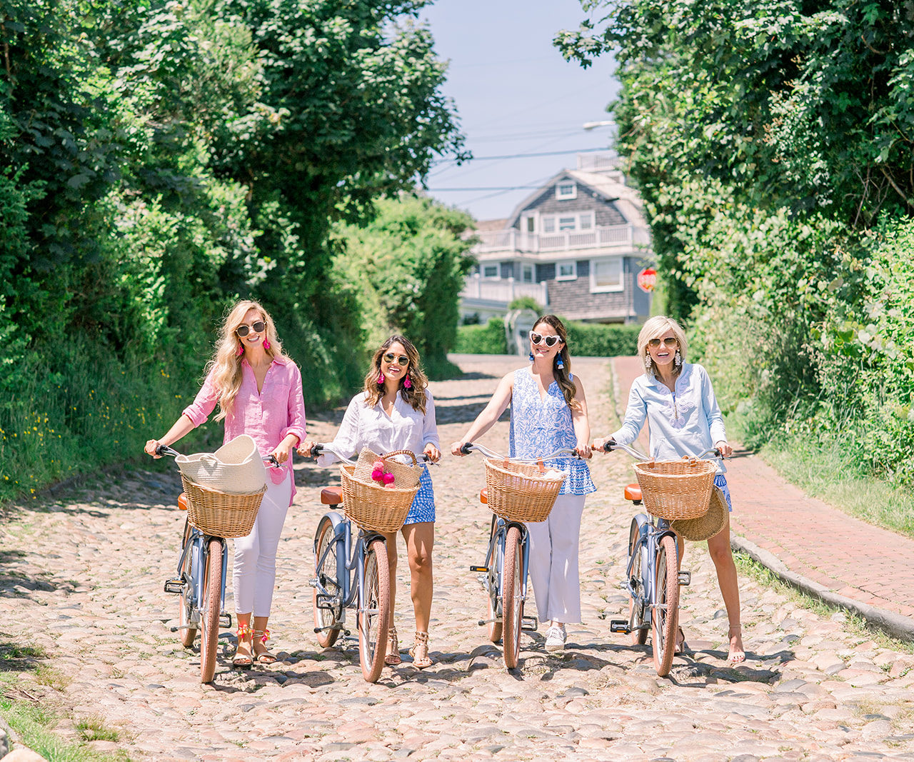 A Review of Nantucket with Lilly Pulitzer & White Elephant