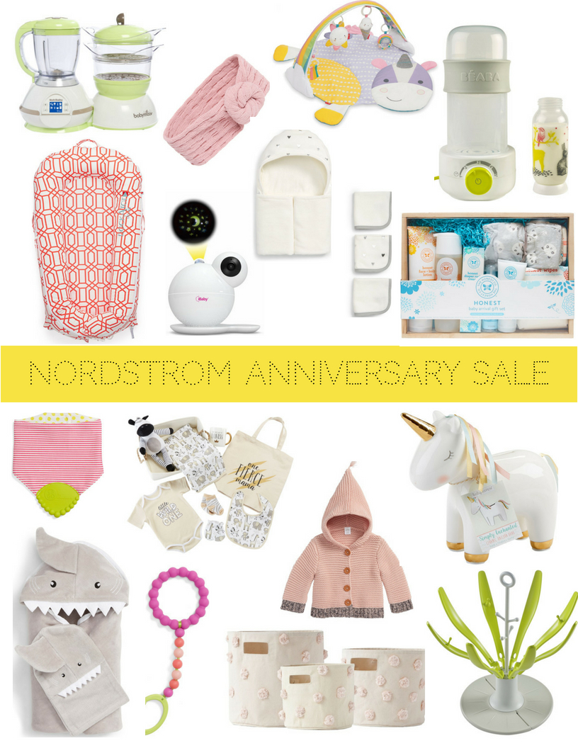 All Things Baby – Nordstrom Anniversary Sale