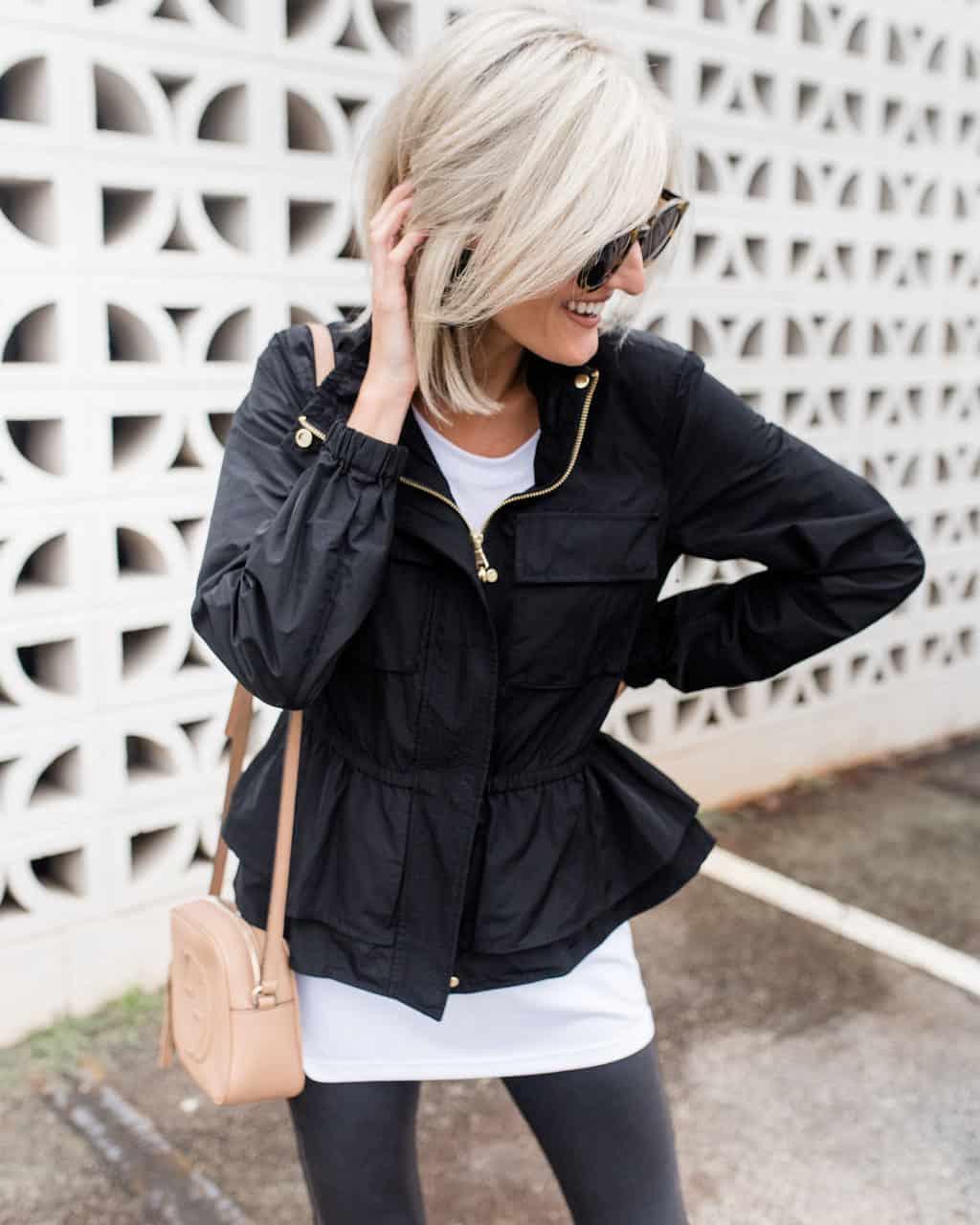 Donna Karan Peplum Jacket – Bloomingdales