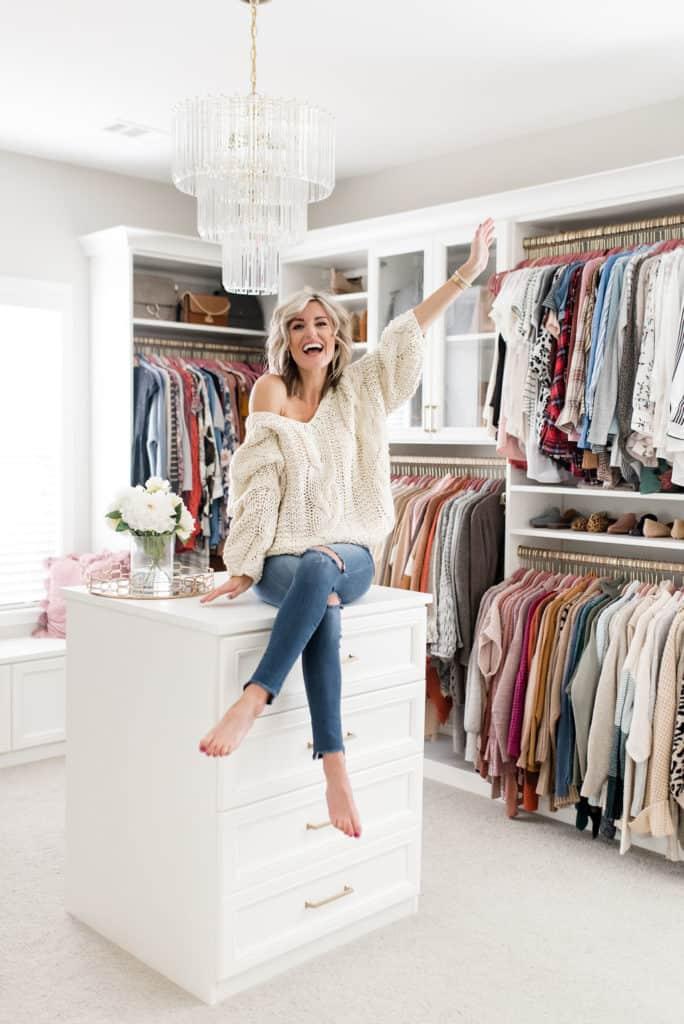 california closets custom walk in closet review