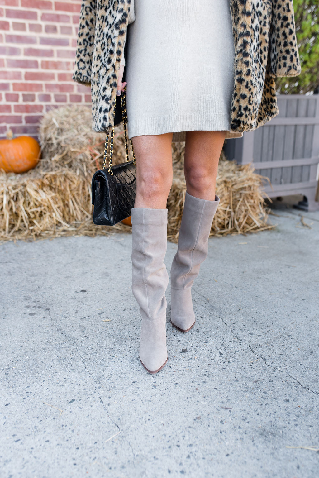 3477c425bd6 Suede Boot Review - Sole Society - Loverly Grey