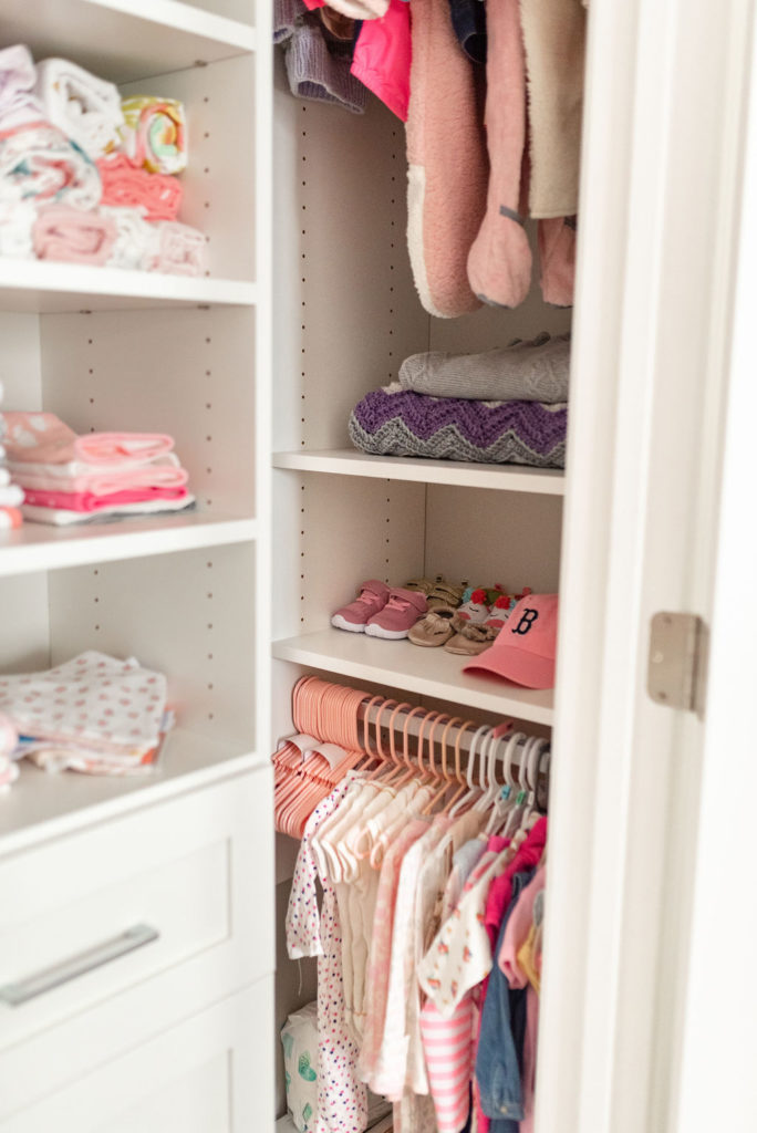 corner space of california closets baby nursery