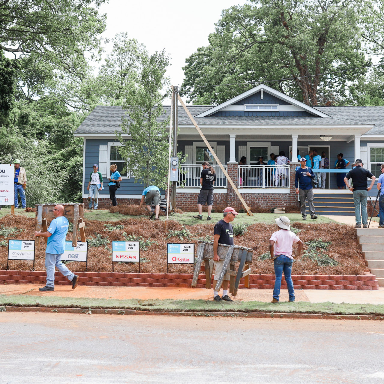An Easy Way To Give Back – Habitat For Humanity