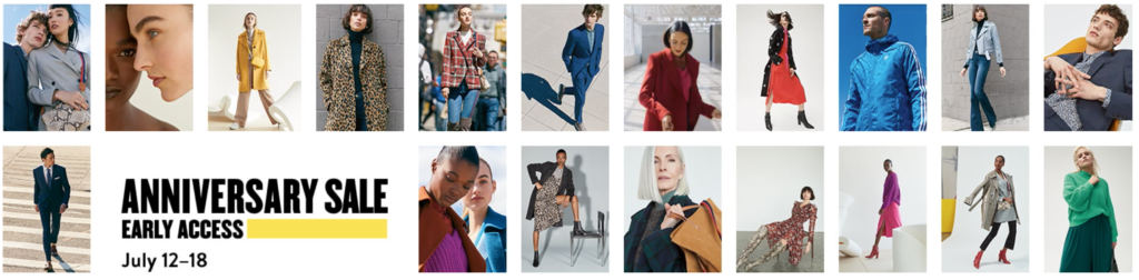 nordstrom anniversary sale 2019 catalog outfits