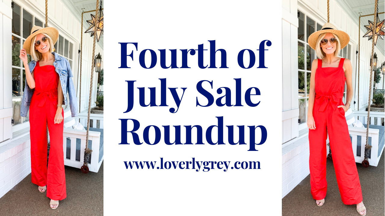 Fourth of July Sale Roundup