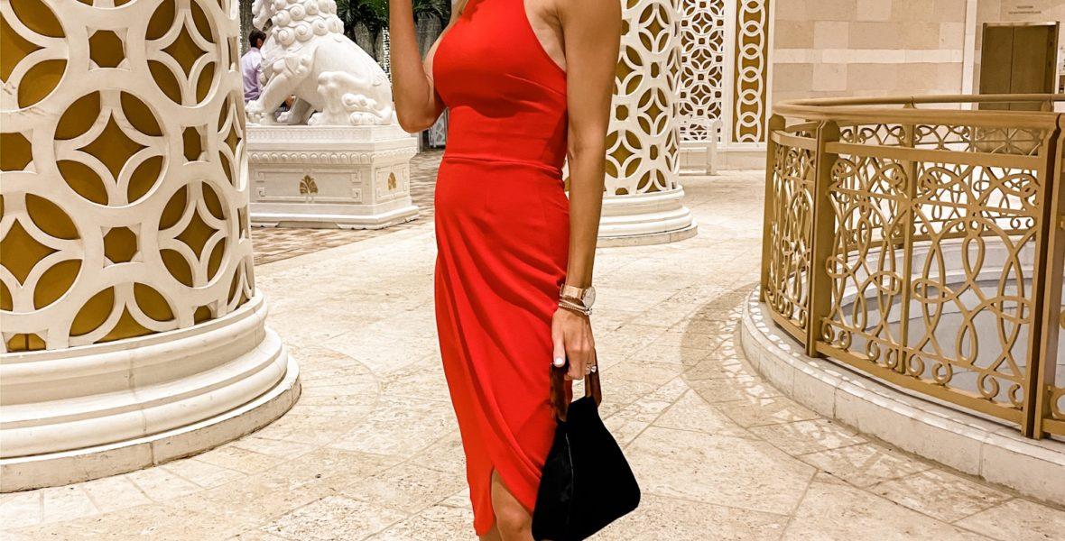 Cocktail Attire – Red Dress Edition
