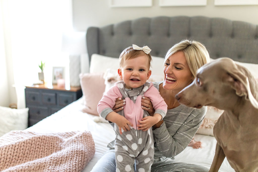 Cozy Favorites + Pajamas for Baby