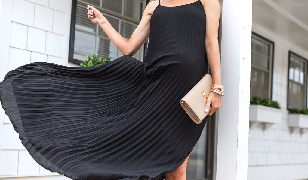 Classic Maxi Dresses from Banana Republic + 40% OFF $200 or More