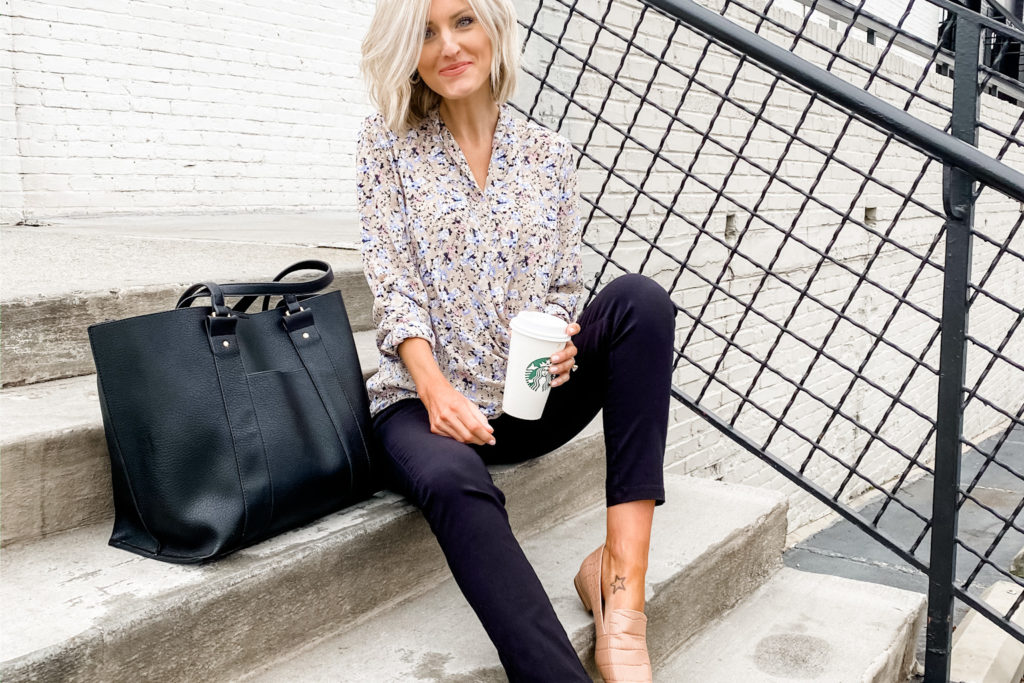 Tops for Work Under $40