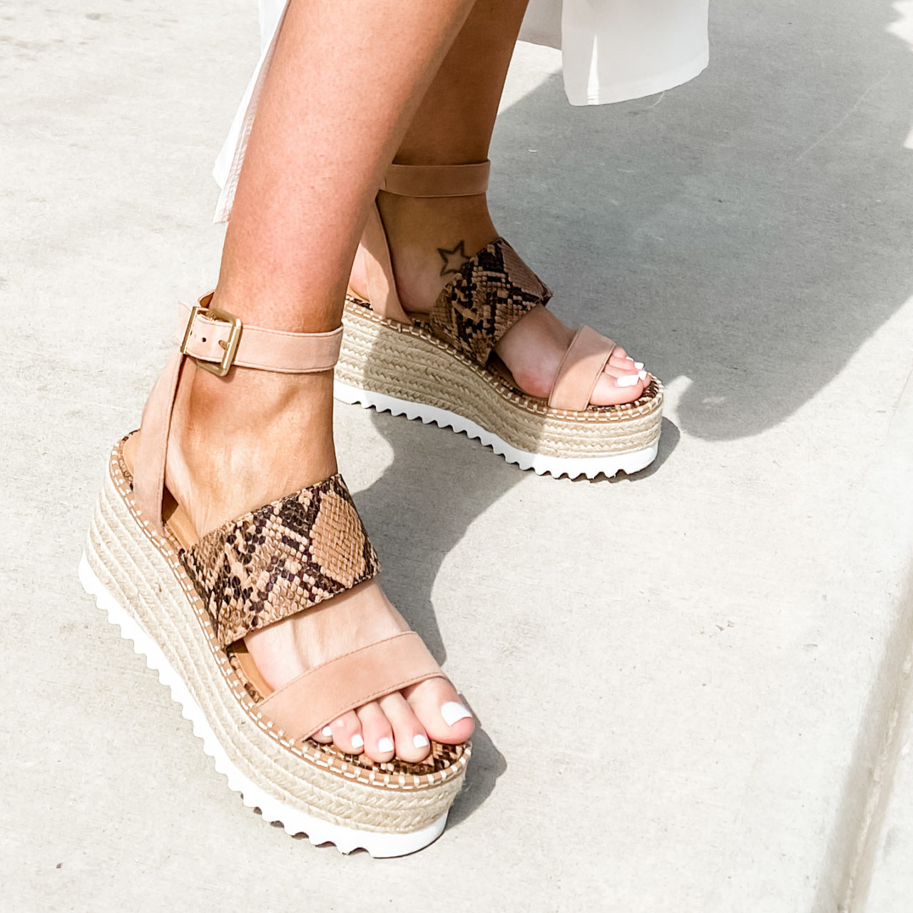 Spring Shoes from DSW