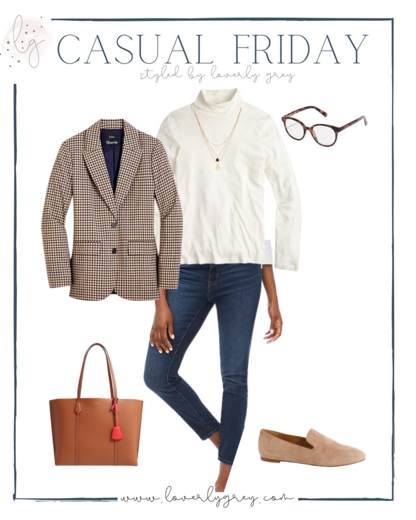 Casual Friday outfit inspiration