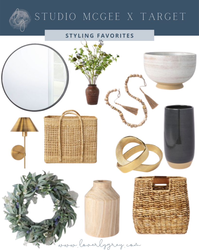 Styling Favorites From the Studio McGee x Target Collection