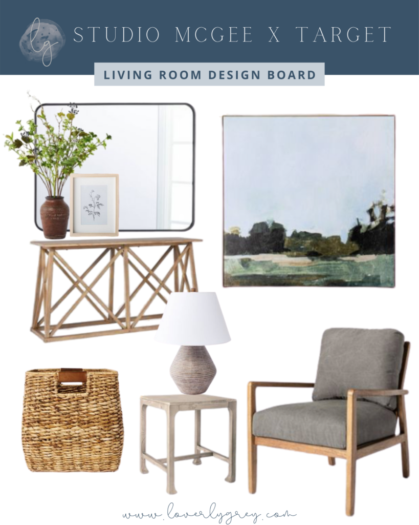 Living Room Favorites From the Studio McGee x Target Collection