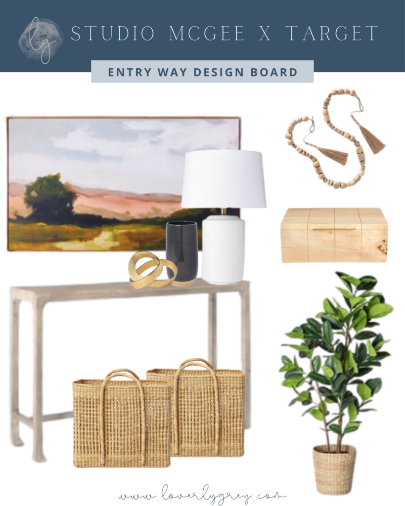 Entry Way Favorites From the Studio McGee x Target Collection