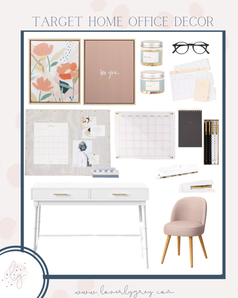 Shop my Home Office Reveal