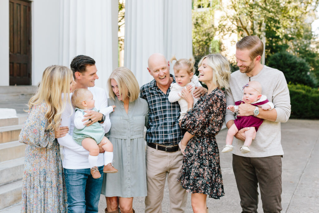 How to Style the WHOLE Family