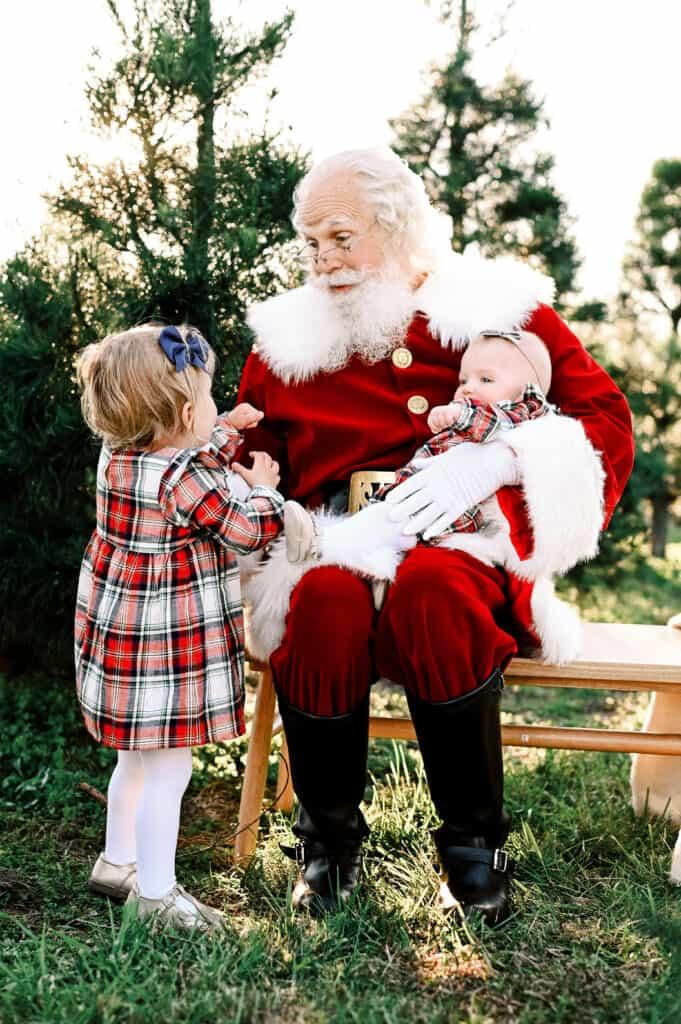 What Santa's Bringing The Girls