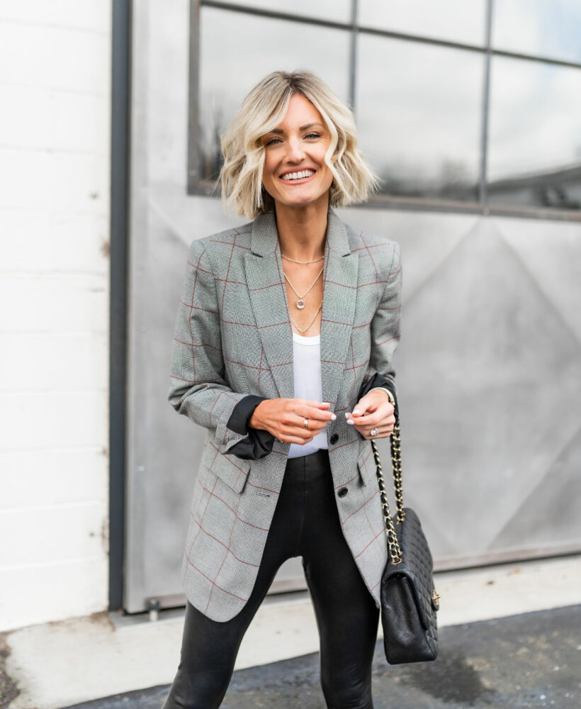 The Only blazer You'll Need
