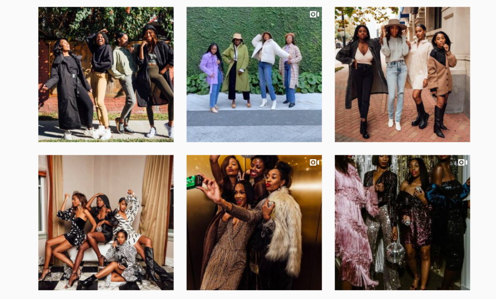 5 Black Influencers I Look Up To