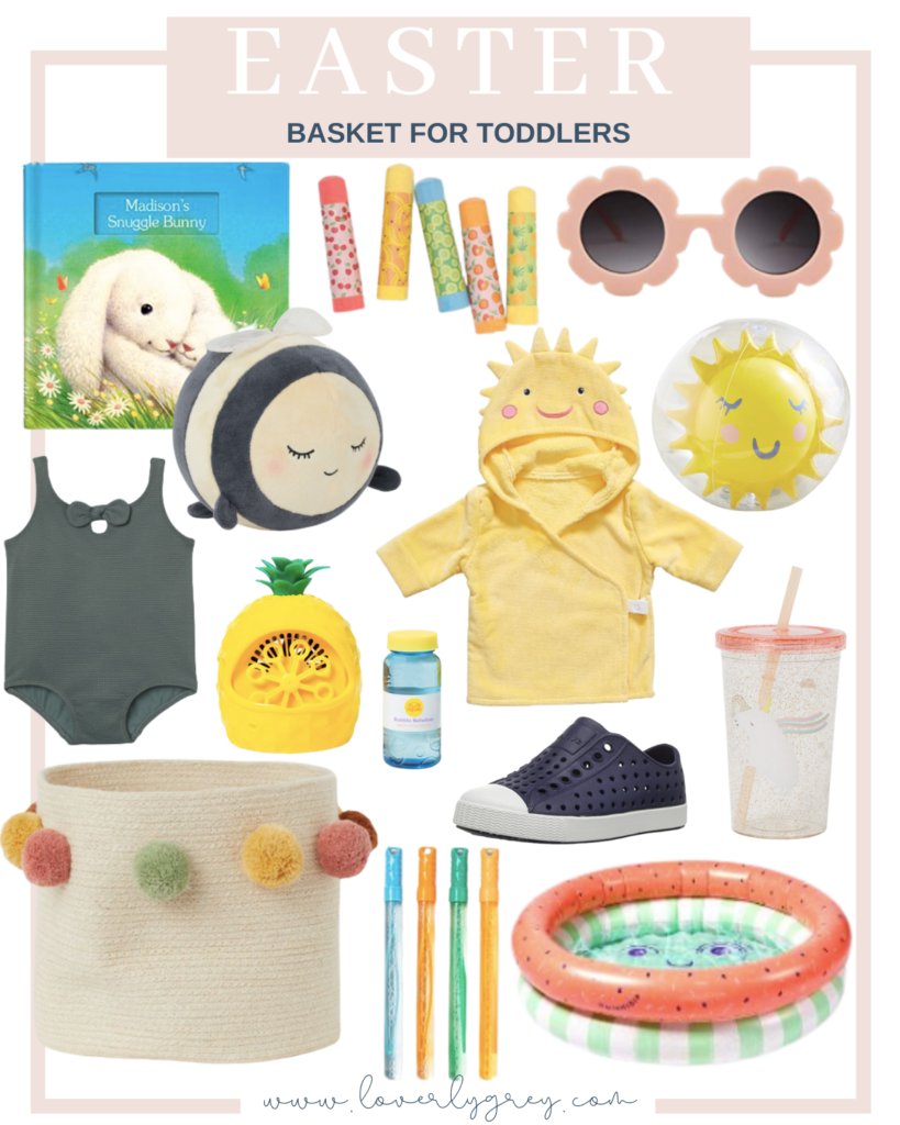Easter Basket Ideas For Every Age