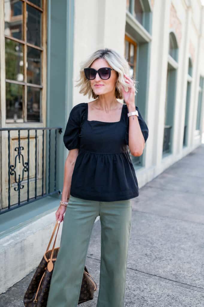 Elevate a Classic Work Wear Look