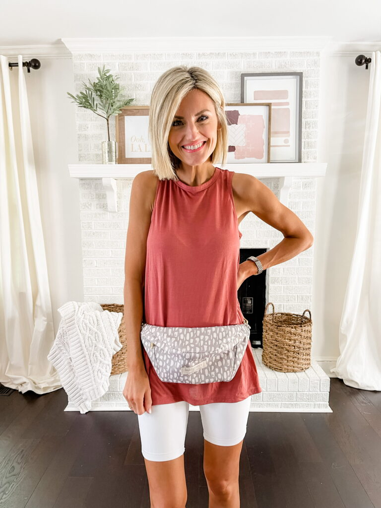 10 Ways to Style the Loverly Grey Fanny Pack