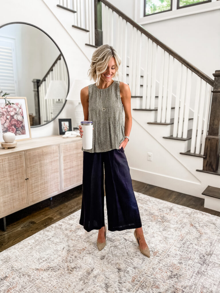 5 Ways to Style Black Pants for Work