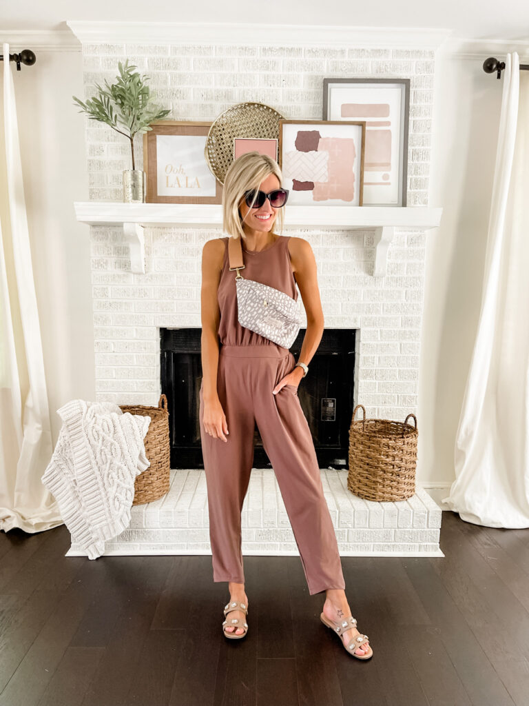 sleeveless jumpsuit, Most Loved Items from June