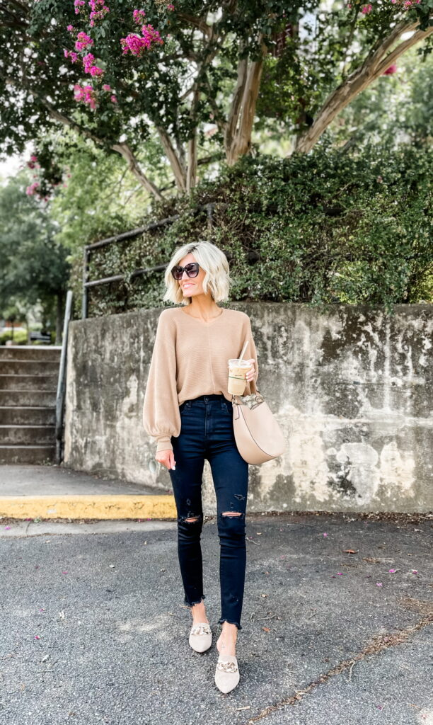 2 Sweaters for Fall I'm Loving from Nordstrom
